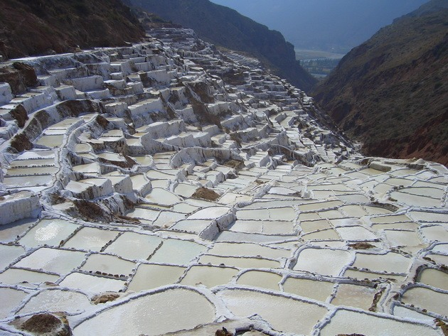 Соляні тераси Марас цивілізації інків (4)