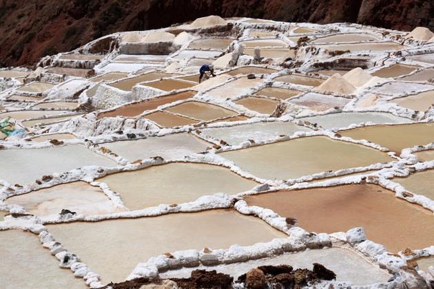 Соляні тераси Марас цивілізації інків (3)