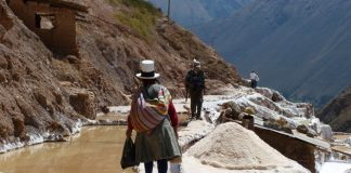 Соляні тераси Марас цивілізації інків (2)