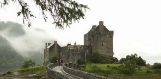 Замок Ейлеан Донан (1)