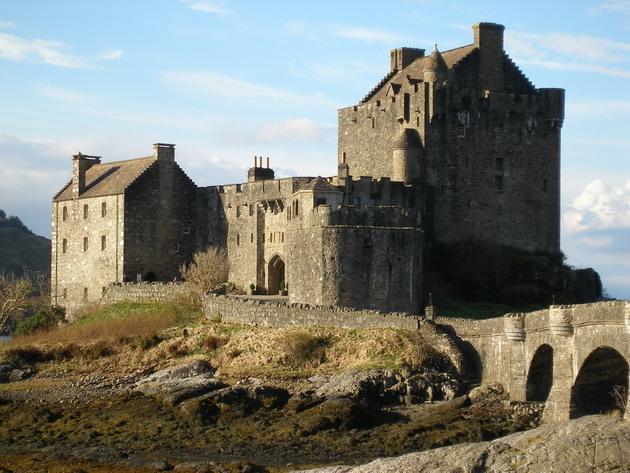 Замок Ейлеан Донан (2)