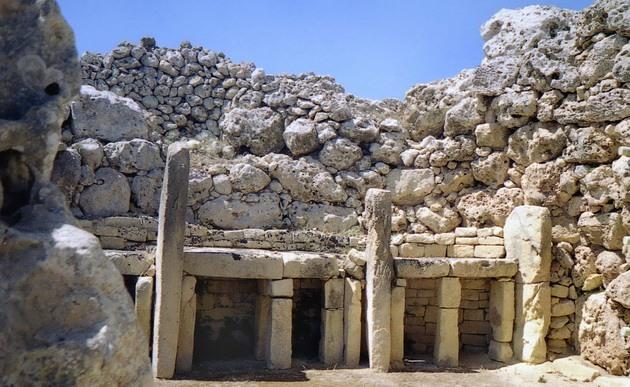 Мегалітичні храми Мальти (1)