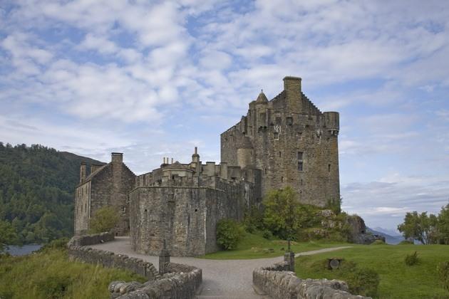 Замок Ейлеан Донан (3)