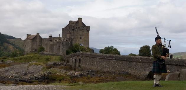 Замок Ейлеан Донан (5)