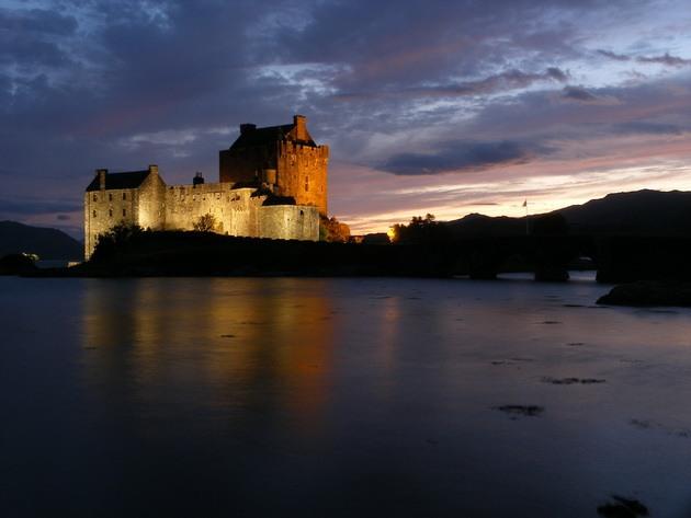 Замок Ейлеан Донан (7)