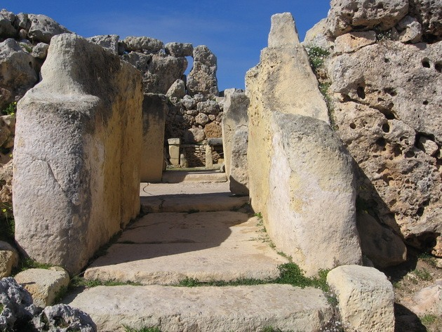 Мегалітичні храми Мальти (2)