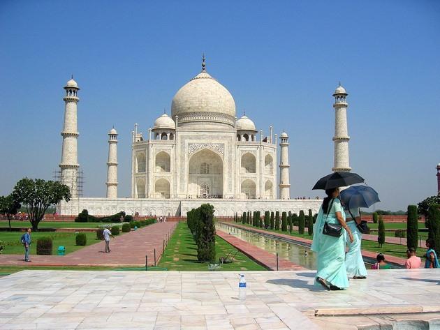 Тадж-Махал - «перлина Індії», «восьме диво світу», одна з найкрасивіших будівель у світі (7)