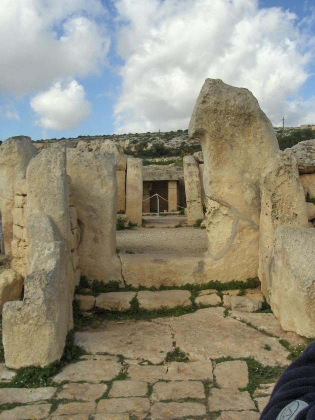 Мегалітичні храми Мальти (3)