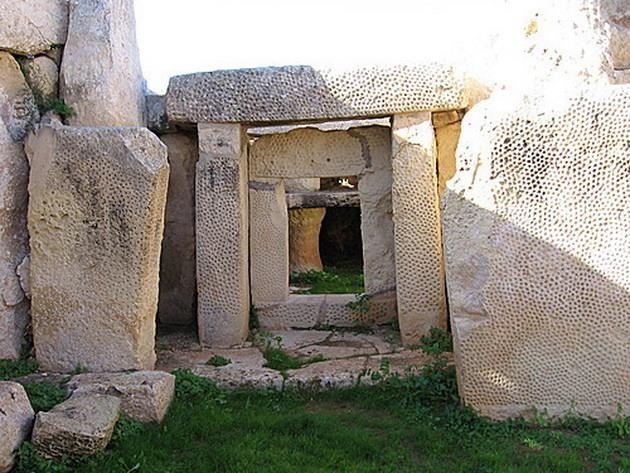 Мегалітичні храми Мальти (4)