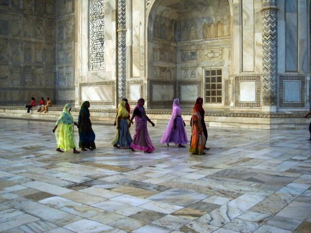 Тадж-Махал - «перлина Індії», «восьме диво світу», одна з найкрасивіших будівель у світі (5)