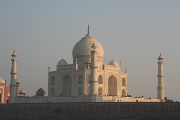 Тадж-Махал - «перлина Індії», «восьме диво світу», одна з найкрасивіших будівель у світі (4)
