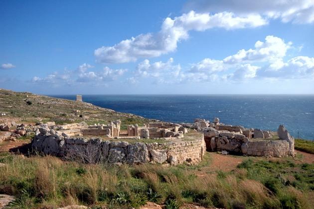 Мегалітичні храми Мальти (6)