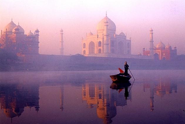Тадж-Махал - «перлина Індії», «восьме диво світу», одна з найкрасивіших будівель у світі (2)