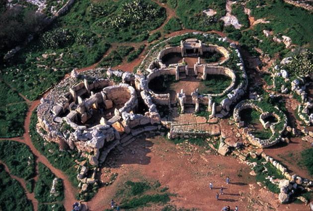 Мегалітичні храми Мальти (8)