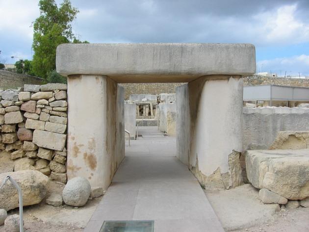 Мегалітичні храми Мальти (9)
