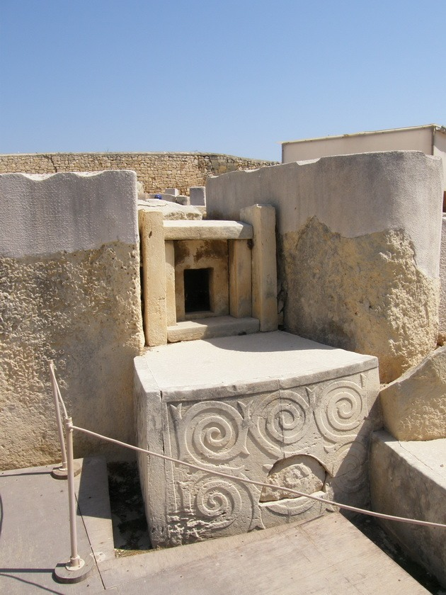 Мегалітичні храми Мальти (10)