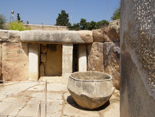 Мегалітичні храми Мальти (11)