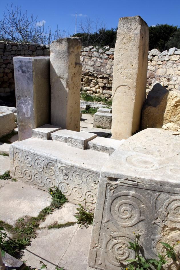Мегалітичні храми Мальти (12)