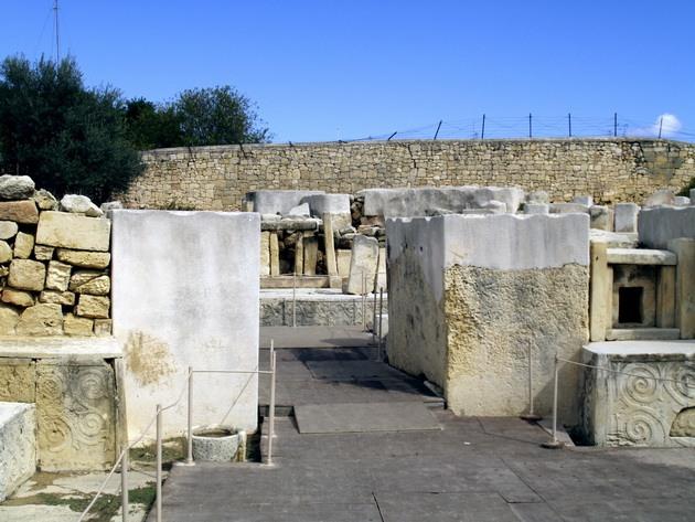 Мегалітичні храми Мальти (14)