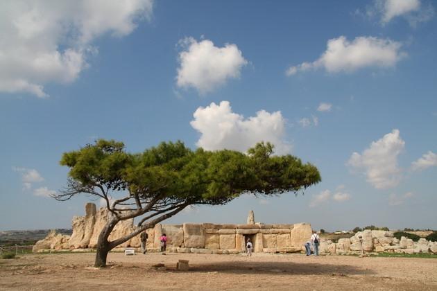 Мегалітичні храми Мальти (15)