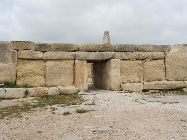 Мегалітичні храми Мальти (16)