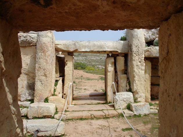 Мегалітичні храми Мальти (17)