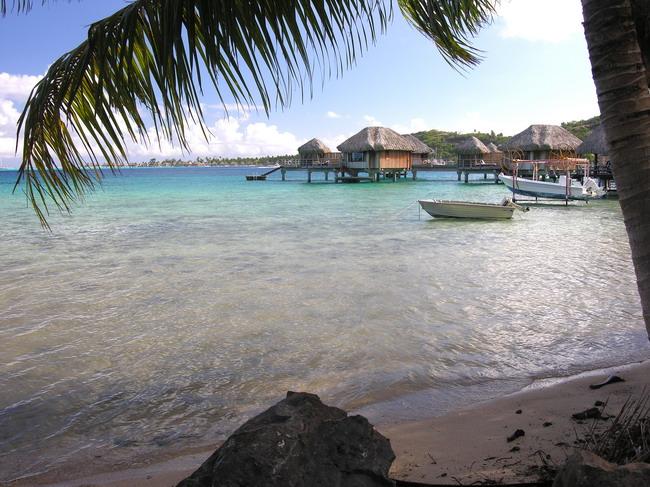 Якщо є на землі рай, то, напевно, острови Бора-Бора - одне з тих місць (17)