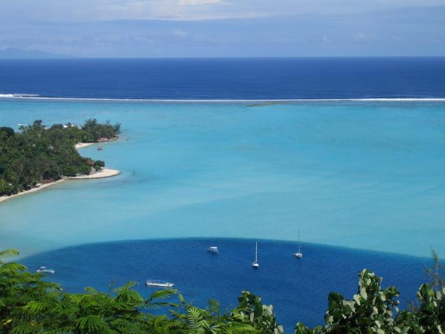 Якщо є на землі рай, то, напевно, острови Бора-Бора - одне з тих місць (16)