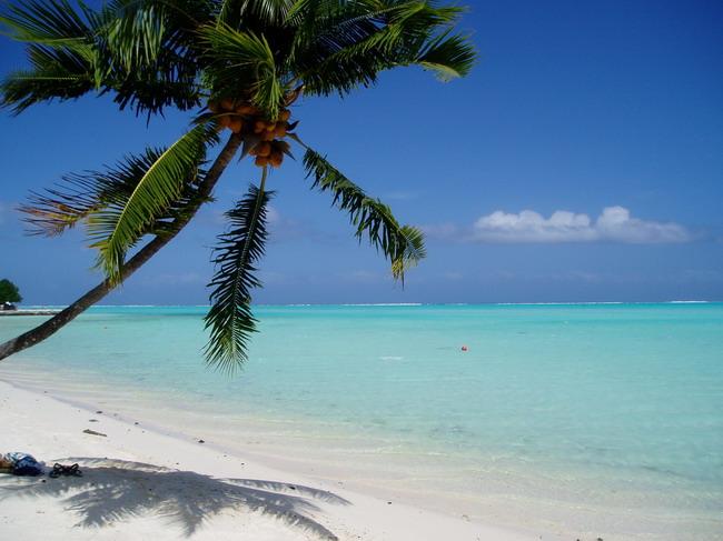 Якщо є на землі рай, то, напевно, острови Бора-Бора - одне з тих місць (15)