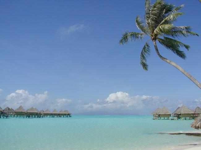 Якщо є на землі рай, то, напевно, острови Бора-Бора - одне з тих місць (14)