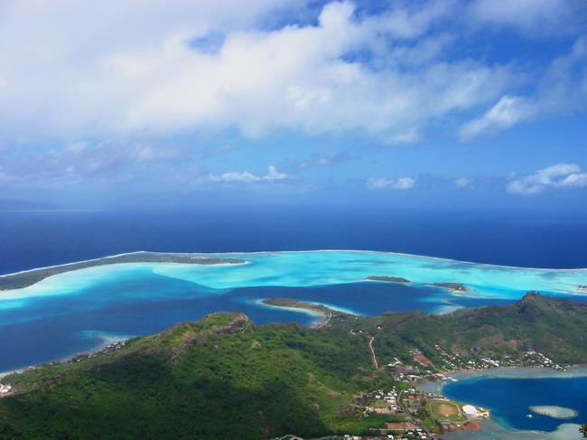 Якщо є на землі рай, то, напевно, острови Бора-Бора - одне з тих місць (2)