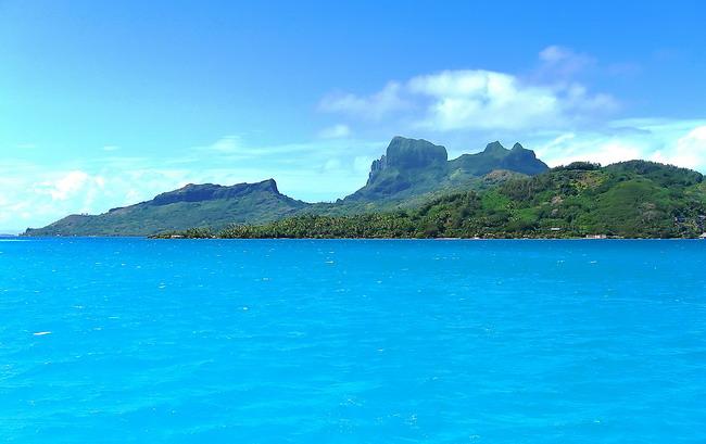 Якщо є на землі рай, то, напевно, острови Бора-Бора - одне з тих місць (4)