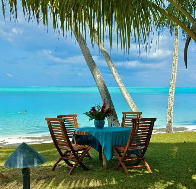 Якщо є на землі рай, то, напевно, острови Бора-Бора - одне з тих місць (11)