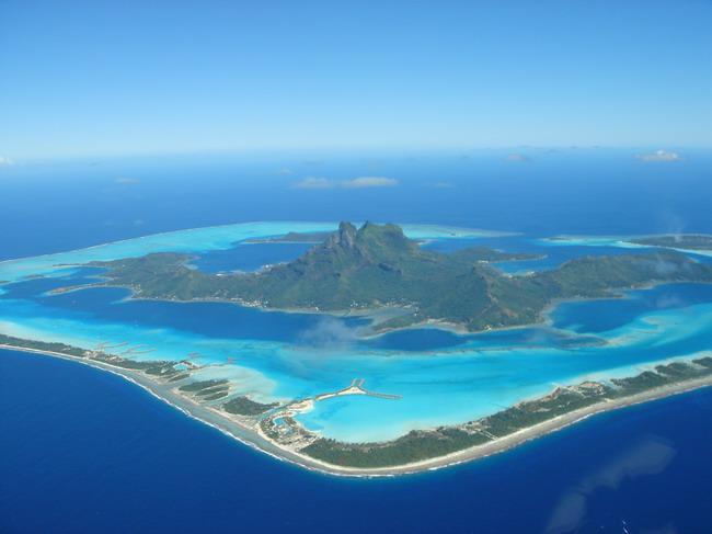 Якщо є на землі рай, то, напевно, острови Бора-Бора - одне з тих місць (3)