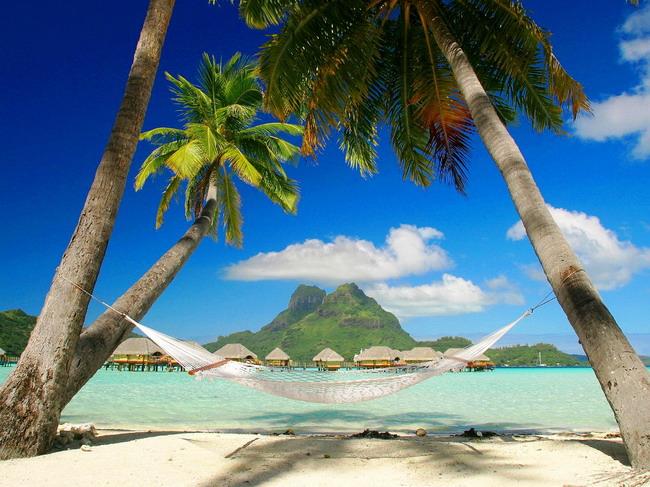 Якщо є на землі рай, то, напевно, острови Бора-Бора - одне з тих місць (12)
