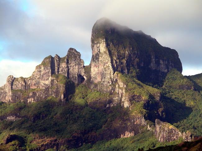 Якщо є на землі рай, то, напевно, острови Бора-Бора - одне з тих місць (5)
