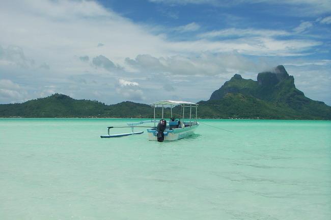 Якщо є на землі рай, то, напевно, острови Бора-Бора - одне з тих місць (8)
