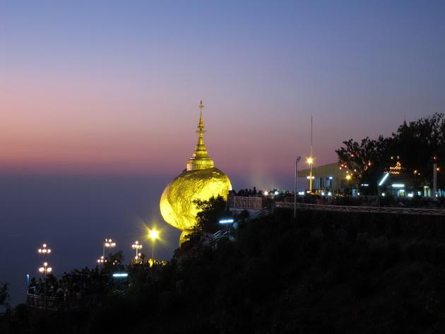 Золотий камінь Будди (6)