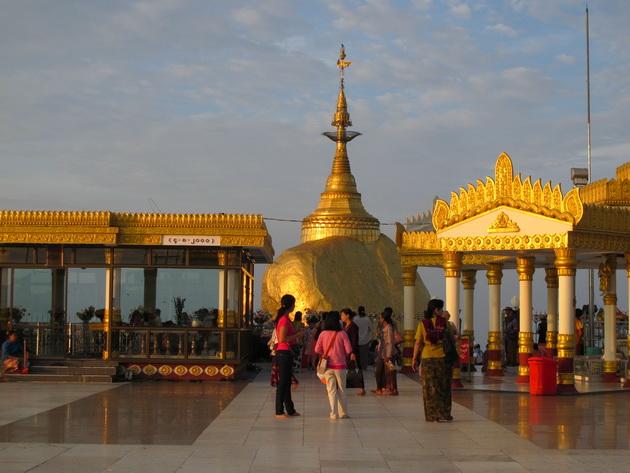 Золотий камінь Будди (1)