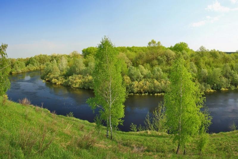 Річка Снов  фото: kadetv20