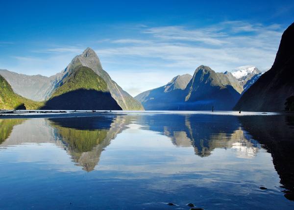 Величні Піки Національного парку Фіордленд: