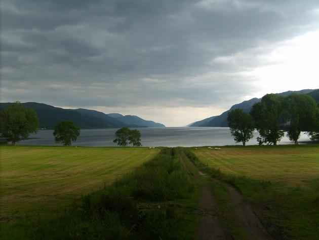 Озеро Лох-Несс (1)