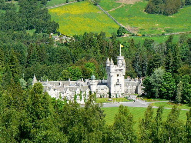 Замок Балморал (6)