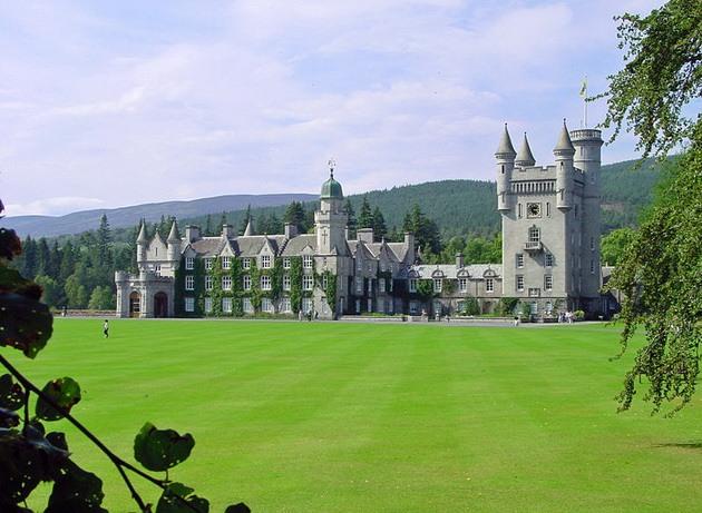 Замок Балморал (5)