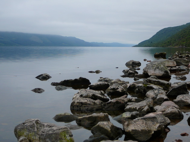Озеро Лох-Несс (2)