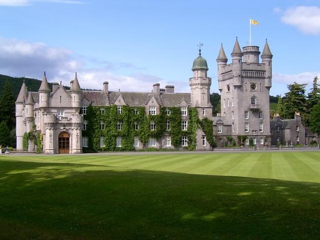 Замок Балморал (3)