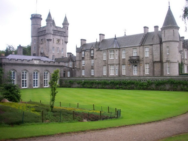 Замок Балморал (2)