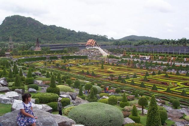 Тропічний парк Нонг Нуч (2)