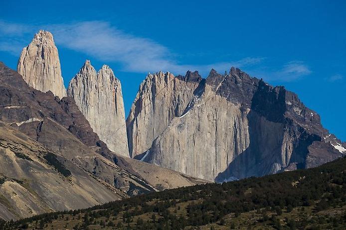 Гранітні шпилі Торрес-дель-Пайне (3)