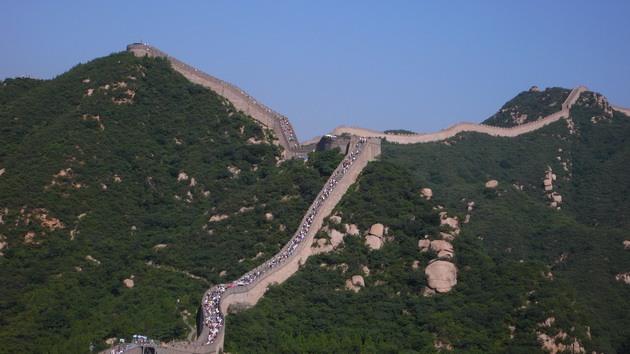 Велика китайська стіна (3)